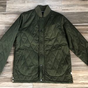 The Hundreds Men's Quilted Jacket Medium RARE
